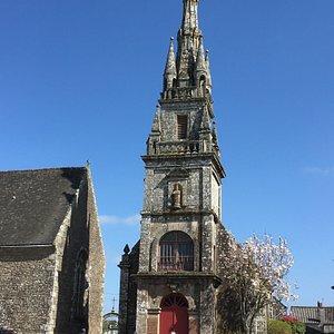 Quistinic - Chapelle Saint-Mathurin
