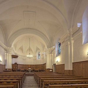 Kirche San Niculò (Pontresina GR)