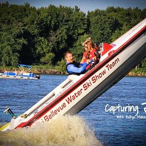 Ski Bellevue Water Ski Show