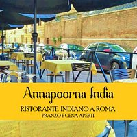 Annapoorna India Aperti Pranzo E cena