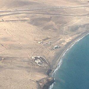 Rundflug über Fuerteventura 60 min für 130€  AerodromoelJarde@hotmail.com Kompetent spricht aber nur spanisch aber mit Zeichensprache gehts