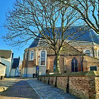 Picturesque town of Goedereede on Goeree Overflakkee💙