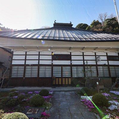 八幡山大雲寺:本堂