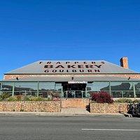 Trappers Bakery opposite The Big Merino - Goulburn