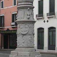 Colonna della Pace - opera Paolo Pino Veneziano