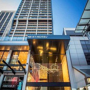Next Hotel Brisbane Exterior