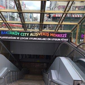 Bakırköy City Alışveriş Merkezi