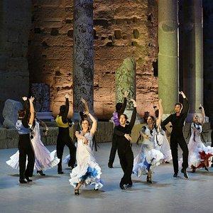 Le ballet (image publique)