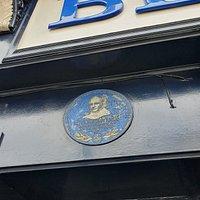 William Henry Duncan Blue Plaque