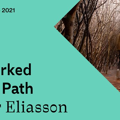 The Forked Forest Path by Olafur Eliasson is our Spring 2021 exhibition.