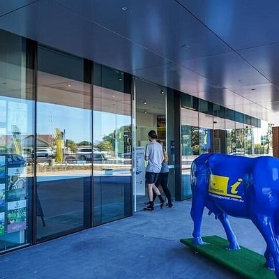 Welcome to the Greater Shepparton Visitor Centre!