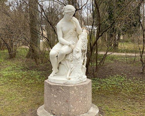 Государственный музей-заповедник «Павловск»: Павловский парк (май 2021 года)