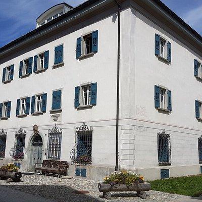 Museum Andrea Robbi (Sils Maria - Engadin - GR)