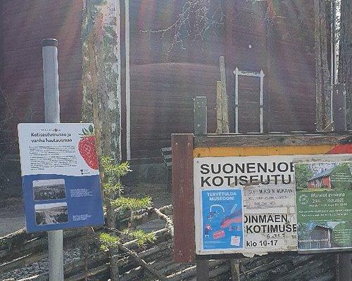 Suonenjoen Kotiseutumuseo
