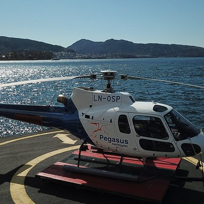 Pegasus Helicopter is the best choice when choosing your sightseeing tour in Norway