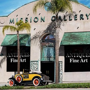 Welcome to Mission Gallery Antiques in Historic Mission Hills, San Diego, CA. Open by appointment only, call 619-985-1773