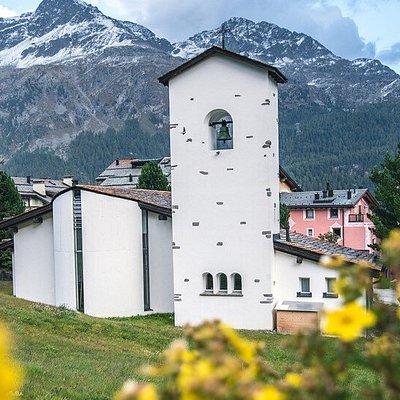 Kirche Maria Himmelfahrt / Chiesa dell'Assunzione di Maria (Silvaplana GR)