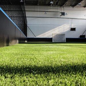 Terrains de football 5x5 indoor connectés à l'application Sportunity
