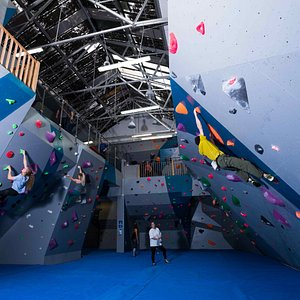 Bouldering is the best way to start climbing, it requires no ropes, harnesses or other equipment.