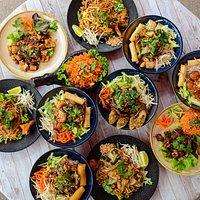 Les Bobuns / Padthai et les plats composés !
