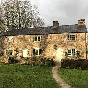 Victorian farm house.