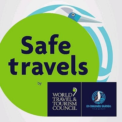 Mrs. Eco Challenger:  Receive a cordial greeting from the Ministry of Tourism, through this I am addressing you about the application made to obtain the safe TRAVELS seal; in this sense, I must indicate that once compliance with the requirements requested has been verified, this portfolio of State as destination authority designated by World Travel & Tourism Council – WTTC, is pleased to deliver the safe TRAVELS seal to its establishment.