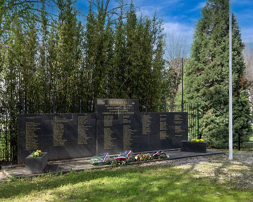 Mémorial Aux Combattants D'afrique Du Nord