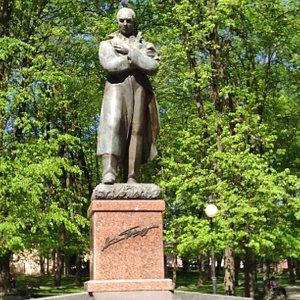Памятник Степану Бендере