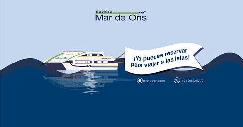 ¡Ya puedes reservar para viajar a las islas!