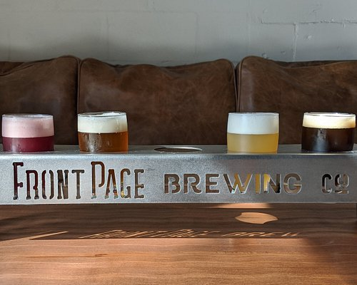 Enjoy a flight to try a variety!