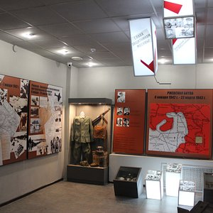 Музей военной истории Ржева