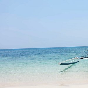 White sand beach in North ❤️