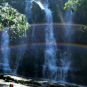 A bela Cachoeira dos Ciganos