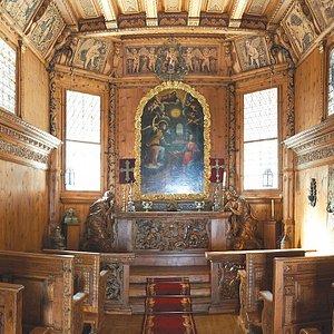Kapelle Mengelberg (Zuort | Val Sinestra, Sent GR)