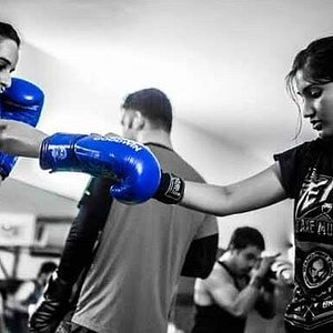 Learn boxing and be you own armour.