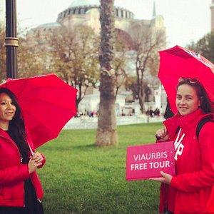 free tour istanbul