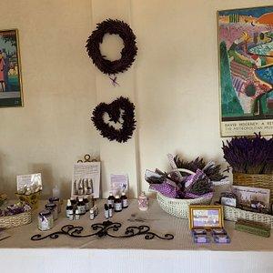 Lavanda Guatemala lavender productos
