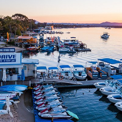 Our one-stop-shop for all water activities right in the heart of the beautiful Noosa river!