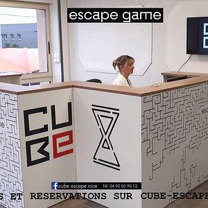 Accueil Cube