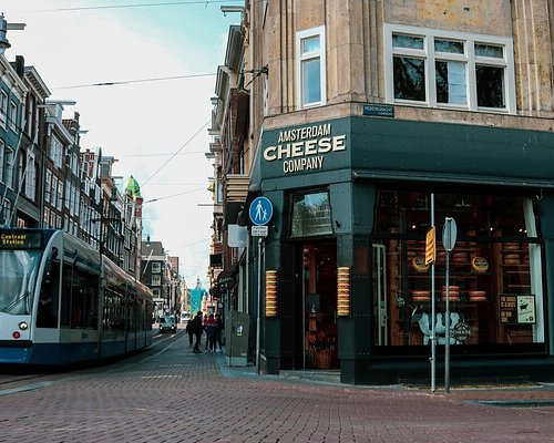 Leidsestraat store - we are located in the heart of Amsterdam