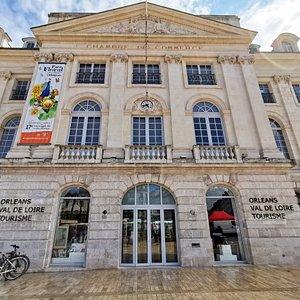 L'Office de Tourisme d'Orléans Métropole vous accueille 7j/7 en cœur de ville, 23 Place du Martroi. Visites guidées, conseils personnalisés ou bons plans, Orléans Val de Loire Tourisme vous guide durant votre séjour à Orléans.