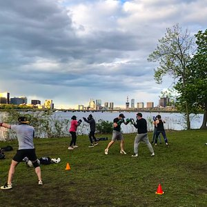Boxing By The River - Outdoor Boxing Bootcamp every Wednesday @6:30pm