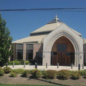 Nice church!