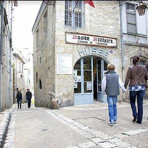 Bienvenue au Musée Militaire du Périgord