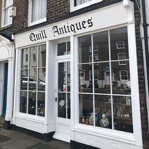 Quill Antiques, Deal