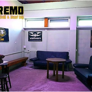 Extremo briefing room paintball Kraków