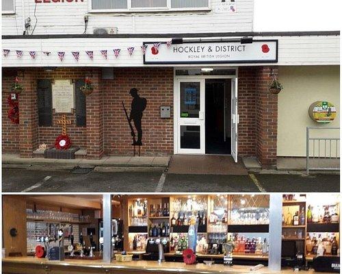 Hockley and District Royal British Legion Club