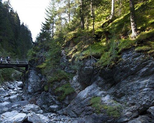 Clemgia Gorge / Clemgia Schlucht (Scuol GR)