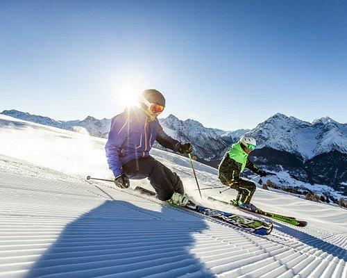 Skigebiet Scuol (GR)