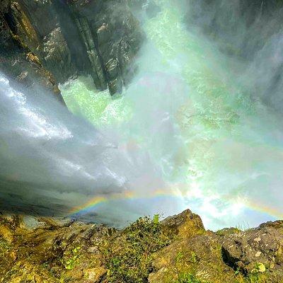 Cascada el Pailon (del Diablo)